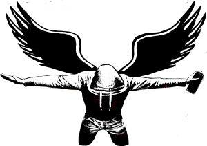 karl striker street artist logo